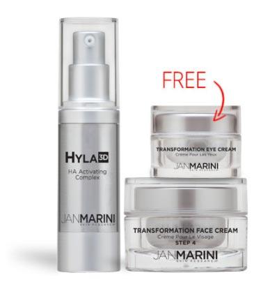 Hyla3D Transformation Cream