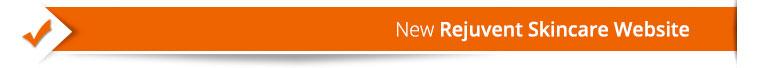 New Rejuventskincare site