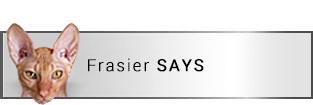 Frasier Says
