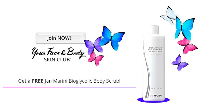 Join Skin Club and get free gift