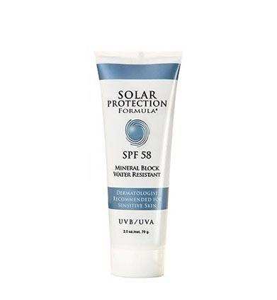 Solar Protection SPF 58