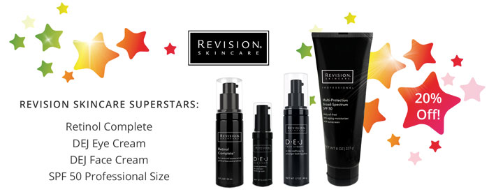 Save on Revision Skincare