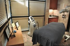 Laser Hair Removal Treatment Area