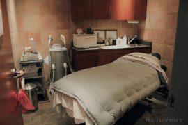 Spa Treatments Room