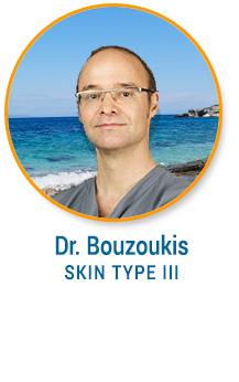skin type III