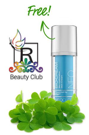 Beauty Club Members Get Free Growth Factors