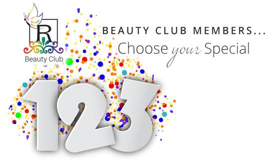 January Rejuvent Beauty Club Specials