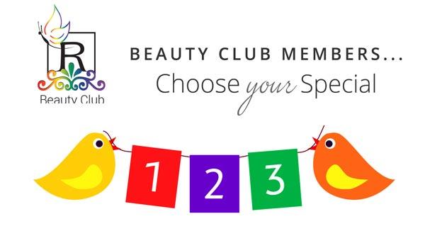Rejuvent Beauty Club Specials