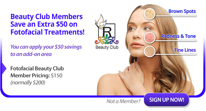 Beauty club special April