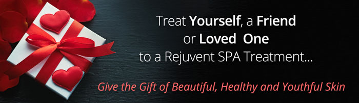 Give a spa treatment for Valentines