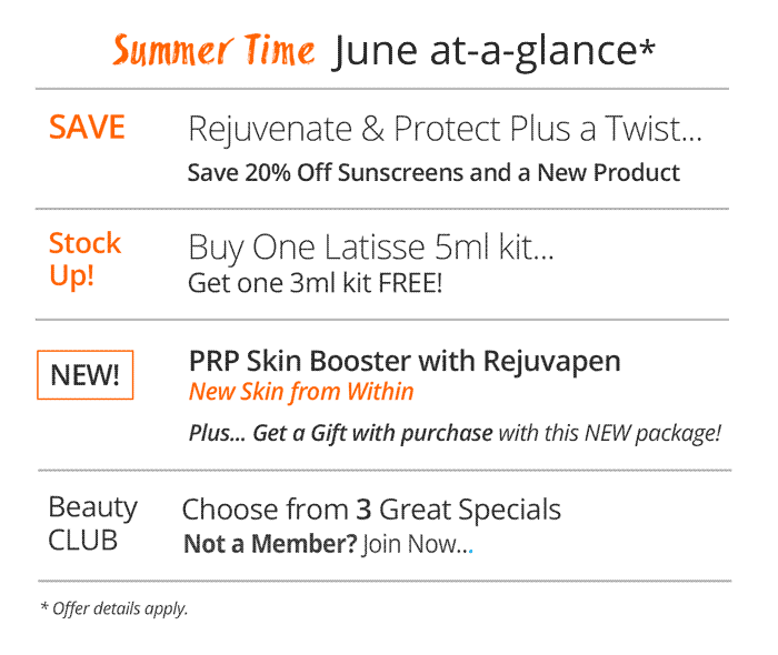 Save at Rejuvent in June
