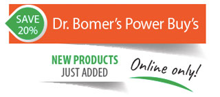 Dr. Bomer's Power Buys