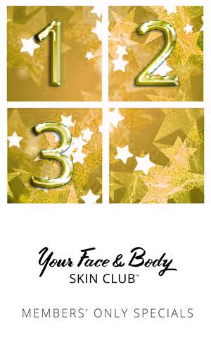 December Skin Club Special