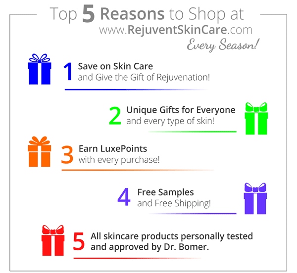 Top 5 reasons you must shop at Rejuvent