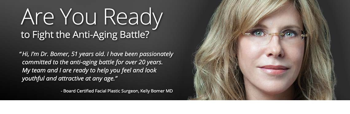 Are you ready to fight the Anti-Aging Battle