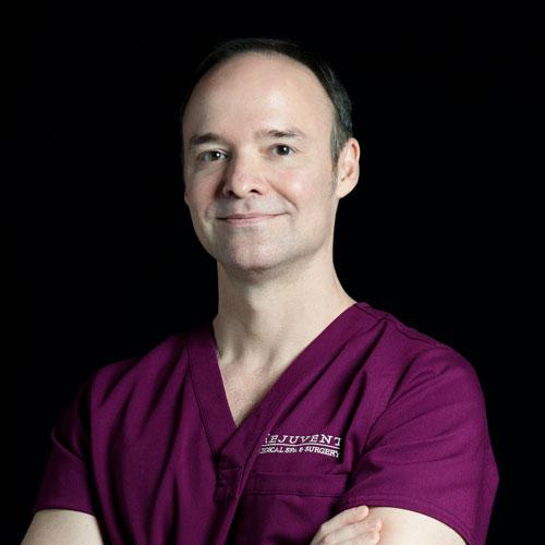 Dr James Bouzoukis
