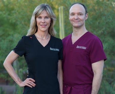 Dr. Bomer & Dr. Bouzoukis