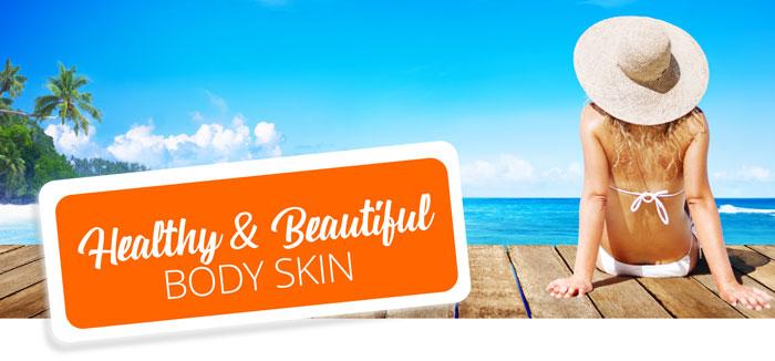 Beautiful body skin