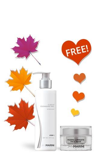 Free Jan Marini Gifts October