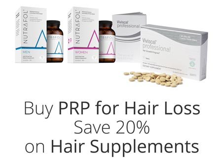 hair supplement boxes