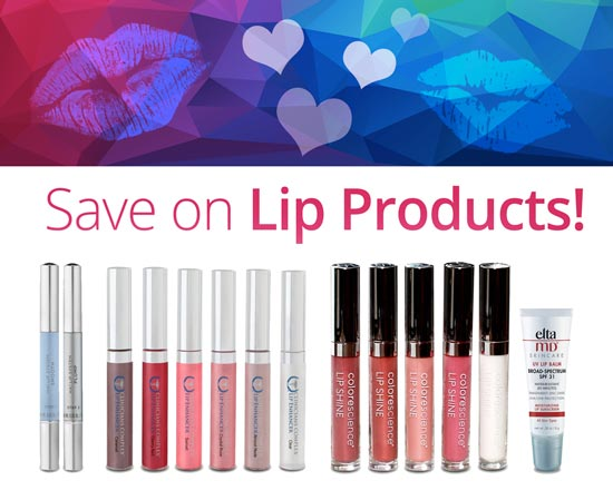 lip products on sale