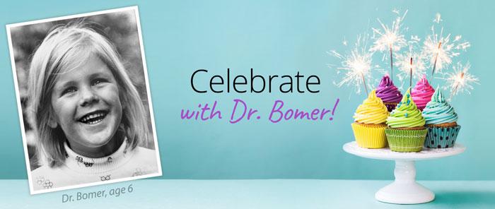 Dr. Bomer at 6
