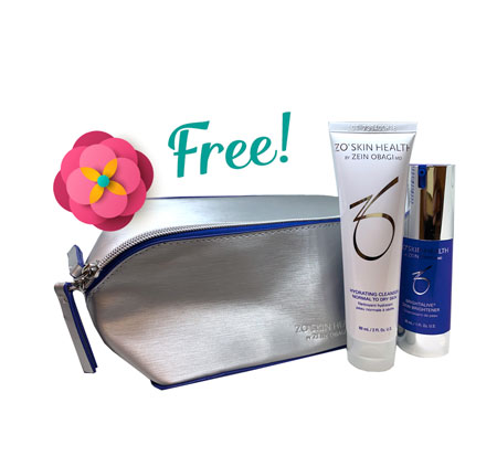 ZO skin health free gifts image