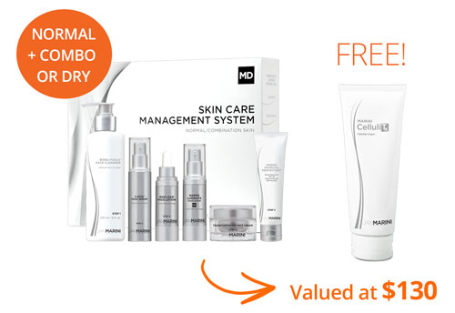 Jan Marini Kit and CelluliTx products