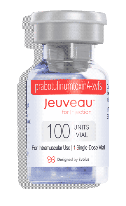 Newtox Jeuveau bottle