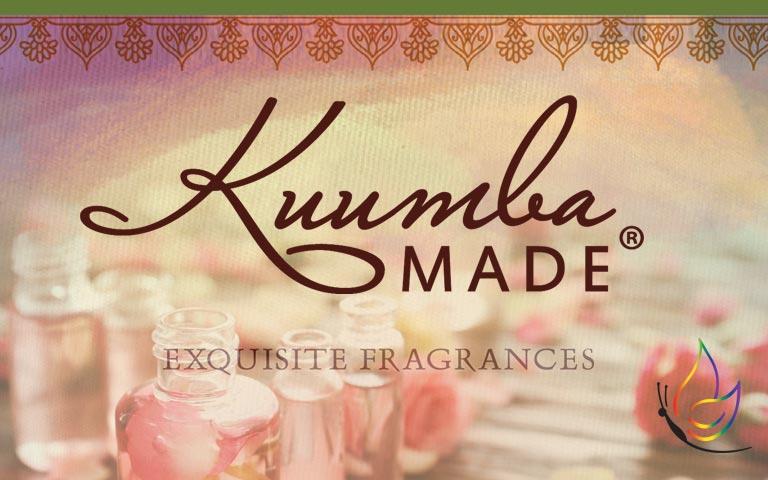 Kuumba Made banner with logo