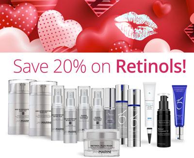 Retinols Sale image
