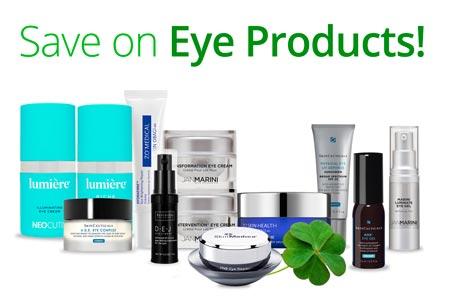 Eye treatment skincare sale
